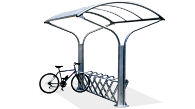 Adapost pentru biciclete DAR 08 2 - - Sensio Concept
