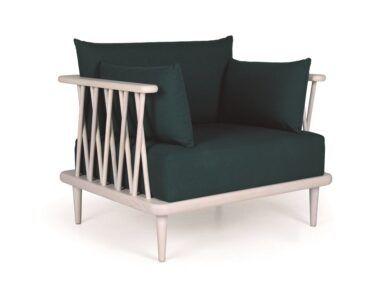 Fotoliu lounge FEN 41 - - Sensio Concept