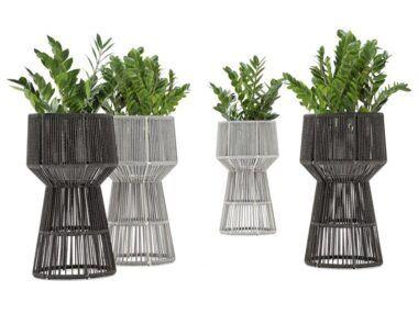 Jardiniera terasa CHI 50 - - Sensio Concept