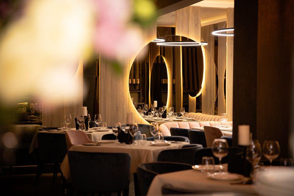 Ograda restaurant 85 - - Sensio Concept